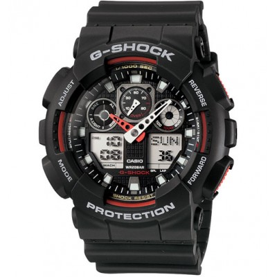 Casio G-Shock GA100-1A4