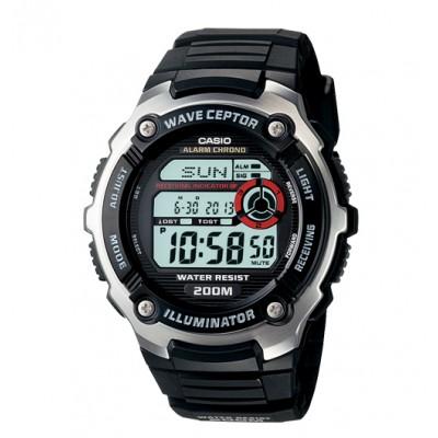 casio hunting timer watch manual