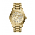 Michael Kors Ladies Layton Gold-Tone Watch MK5959