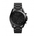 Michael Kors Ladies Bradshaw Black Watch MK5550