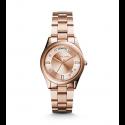 Michael Kors Ladies Colette Rose Gold-Tone Watch MK6071