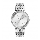 Michael Kors Ladies Darci Silver-Tone Watch MK3190