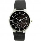 Skagen Men's Elegant Leather Straps 331XLSLB
