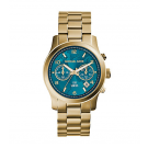 Michael Kors Ladies  Watch Hunger Stop Runway Gold-Tone Watch MK5815