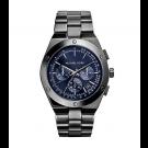 Michael Kors Ladies  Reagan Silver-Tone Watch MK5994