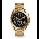 Michael Kors Ladies  Bradshaw Gold-Tone Watch MK5739