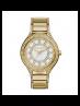 Michael Kors Ladies Kerry Pavé Gold-Tone Watch MK3312