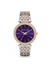 Michael Kors Ladies Darci Two-Tone Watch MK3353
