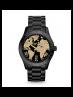 Michael Kors Ladies Layton Black-Tone Watch  MK6091