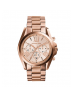 Michael Kors Ladies Oversized Bradshaw Rose Gold-Tone Watch MK5503
