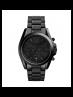 Michael Kors Ladies Bradshaw Black Watch MK5550