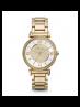 Michael Kors Ladies  Catlin Pavé Gold-Tone Watch MK3332