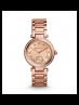 Michael Kors Ladies Skylar Rose Gold-Tone Bracelet Watch MK5971
