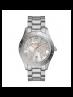 Michael Kors Ladies Layton Silver-Tone Watch MK5958