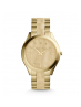Michael Kors Ladies Slim Runway Silver-Tone Watch MK4285