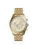 Michael Kors Ladies Lexington Gold-Tone Watch MK8281